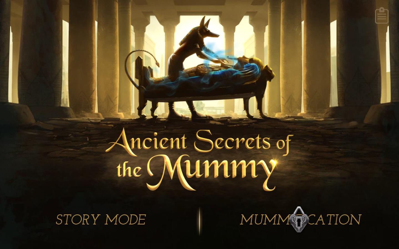 Ancient Secrets of the Mummy- screenshot