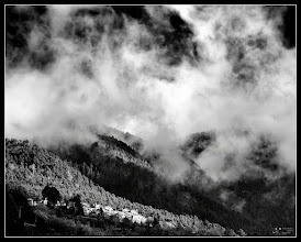 Photo: Andorra Pyrenees Sometimes light, fog and a special atmosphere appears after rain. Here the houses, all similar, gave a slight human touch to the landscape My contribution to: #breakfastclub by +Gemma Costa #breakfastartclub by +Kate Church #plusphotoextract by +Jarek Klimek