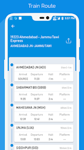 My Train Info – IRCTC, Indian Railways & PNR App Latest Version  Download For Android 6