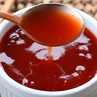 Best Sweet & Sour Sauce.