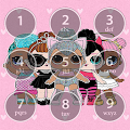lol surprise dolls lock screen APK