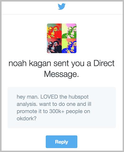 Noah Kagan HubSpot