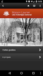 Visite guidée de la maison-Laurier - náhled