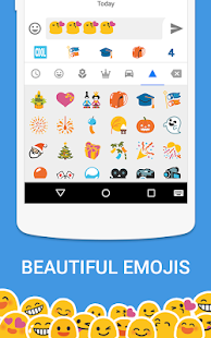 SMS+ (with Lock, Emoji, Spam)- screenshot thumbnail