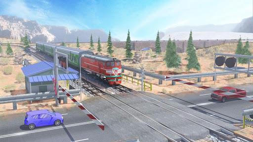 Train Simulator : Train Games ss2