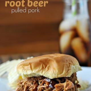 Root Beer Pulled Pork.