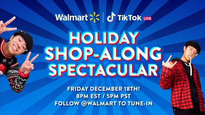 Walmart TikTok