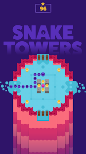 Snake Towers - náhled
