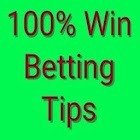 100% Win Betting Tips icon