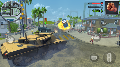 Gangs Town Story - action open-world shooter apkpoly screenshots 14