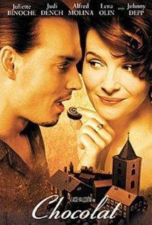 Chocolat (2000) Poster