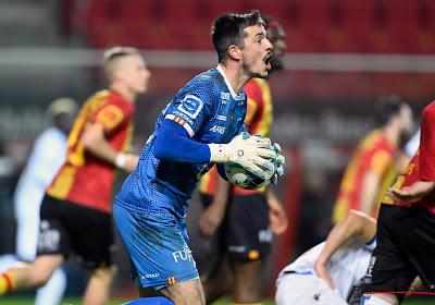 """Dix mois plus tard, il a rejoué contre Bruges: """"Ca fait du bien"""""""