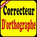 correcteur d'orthographe francais gratuit icon