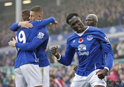 Everton a fixé le prix de Lukaku