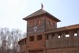 Photo: Wieża nad bramą wejściową