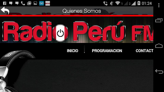 Radio Peru Fm screenshot 4