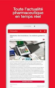 Le Moniteur des pharmacies.fr screenshot 10