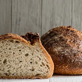 Spelt Quinoa Sourdough Bread