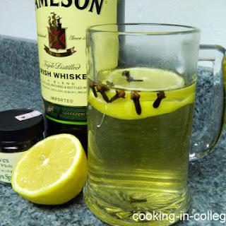 Hot Whiskey Drinks Recipes.