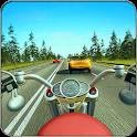 Highway Bike Racing 2019: Motorbike Traffic Racer icon