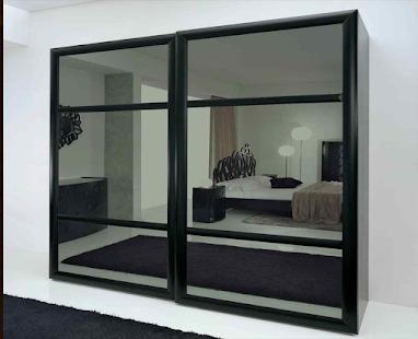 Sliding Door Glass Wardrobe - náhled