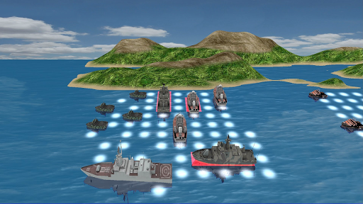 Sea Battle 3D PRO: Warships screenshots 7