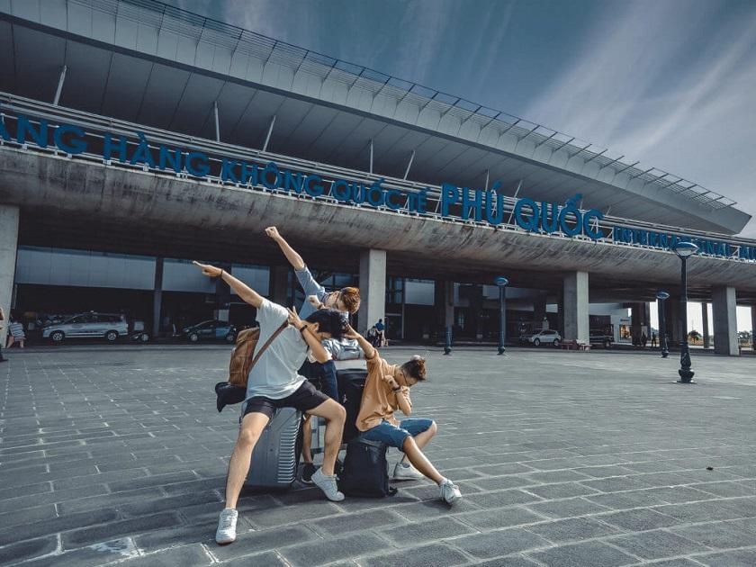 dịch vụ đưa tiễn sân bay Vinpearl Phú Quốc