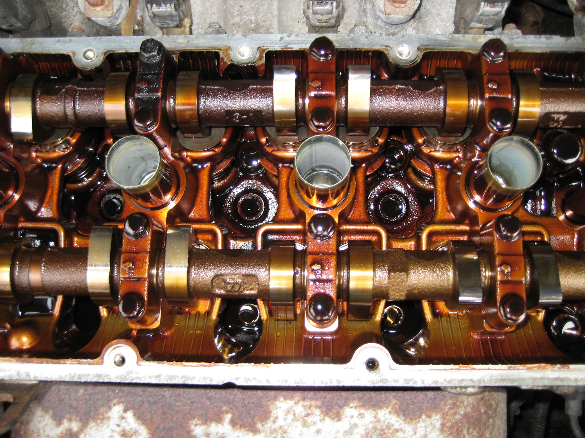 How Does My Valve Train Look Hyundai Forums Hyundai Forum