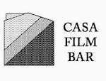 Logo for Casa Film Bar