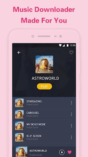 Free Music Player 1.0.7 screenshots 4
