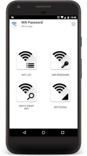 WIFI PASSWORD ALL IN ONE v1.2.2 [Unlocked]