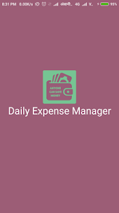 Expense Diary - náhled