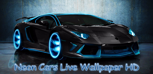 Neon cars live wallpaper hd apps on google play - Car live wallpaper ...