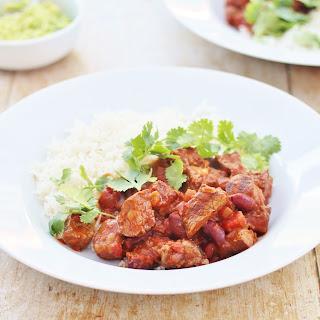 Leftover Roast Beef Chilli Recipe