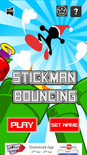 Stickman Bouncing 1.10 screenshots 1