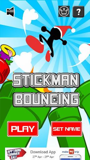 Stickman Bouncing 1.10 screenshots 1