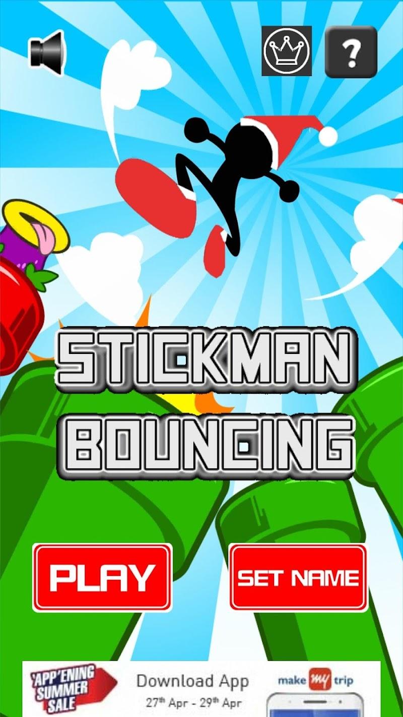 Download Stickman Bouncing Cheat APK MOD