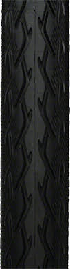 Schwalbe Marathon Tire, 27x1-1/4 Wire Bead Black with Reflective Sidewall and GreenGuard Protection alternate image 0
