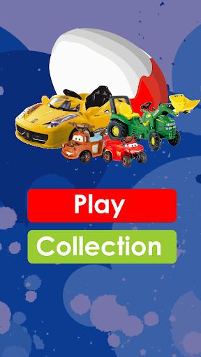 Surprise Eggs Car Game 1.0.2 screenshots 1