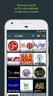 Online Radio Yo!Tuner - náhled