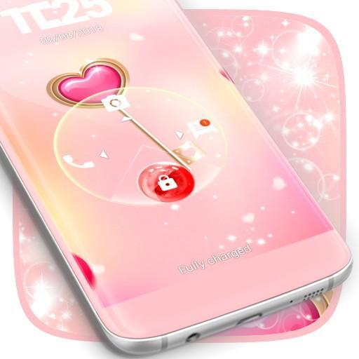 Valentine Lock Screen Theme