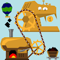 Engineer Millionaire: Steampunk Idle Tycoon icon