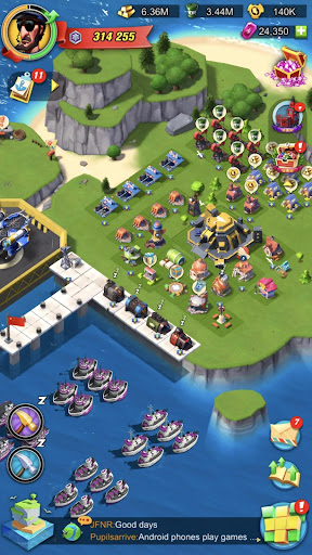 Sea Game: Mega Carrier screenshots 18