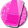 Keyboard Pink Design icon