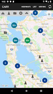 California Road Report - Apps on Google Play