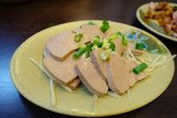 阿榮本家 香菇肉粥 米粉湯
