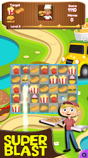 Tải Game Junk Food Crush