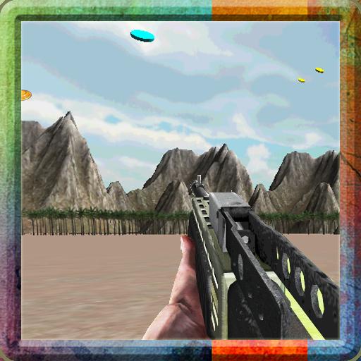 飞碟射击3D专家 體育競技 App LOGO-硬是要APP