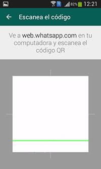 WhatsApp en el ordenador Conquista internet