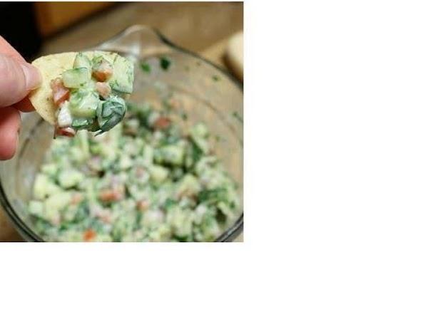 Crisp Cucumber Salsa Recipe